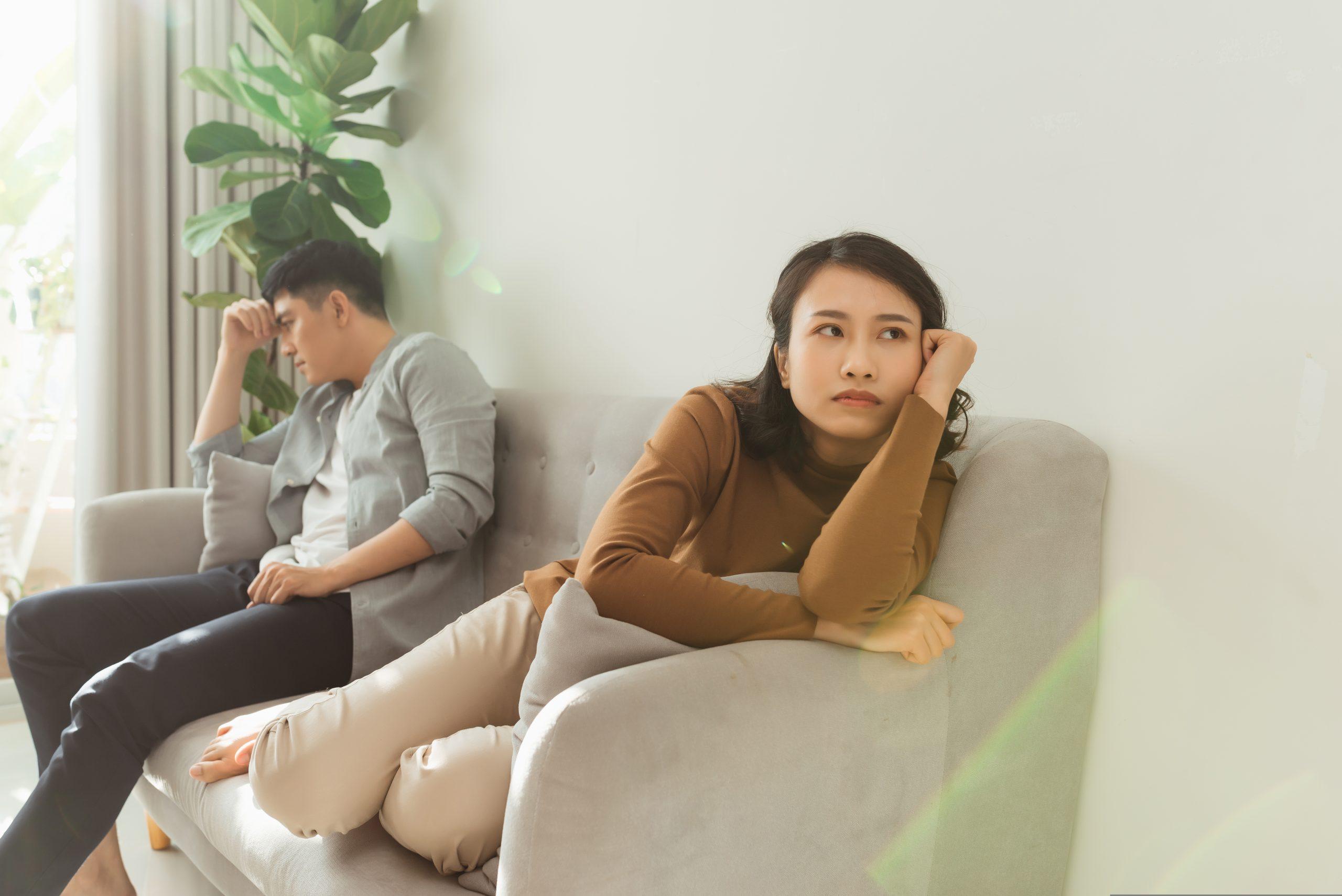 不倫相手と同棲している配偶者が話し合いに応じない場合にはどうする?